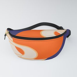 Party Cloudy Skies Fanny Pack