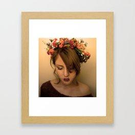 Crown Me a River Framed Art Print