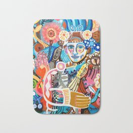 High Spirited Bath Mat
