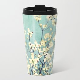 Purely Spring Travel Mug