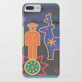 pey.ojo.te iPhone Case