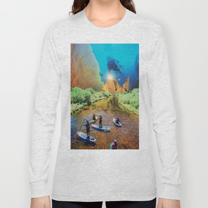 Up Around The Bend Long Sleeve T-shirt