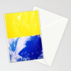SKY/YLO Stationery Cards