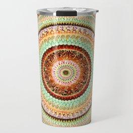 Creator Focused Mandala Travel Mug