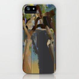 landscape collage #14 iPhone Case