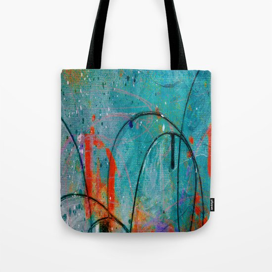 Conveyance Tote Bag