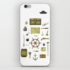 Pirated iPhone & iPod Skin