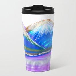 Mountains of Colour Travel Mug