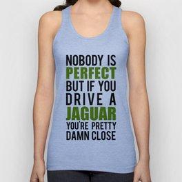 Jaguar Owners Unisex Tank Top