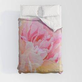 Joy of a Peony by Teresa Thompson Comforters