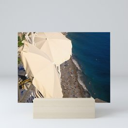 Life's Beachy Keen Mini Art Print