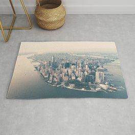 Manhattan New York Rug