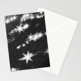 reflections pattern Stationery Cards