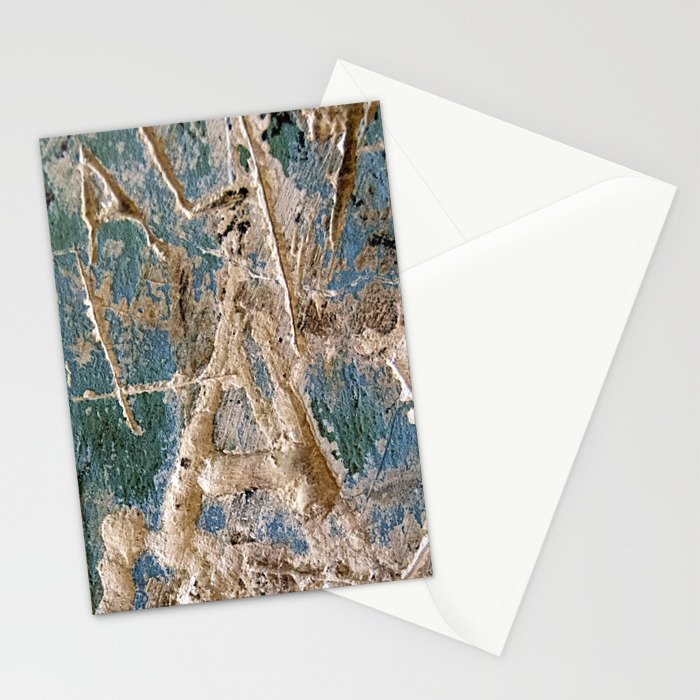 Scratched Surface Stationery Cards