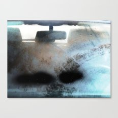 Urban Abstract 93 Canvas Print
