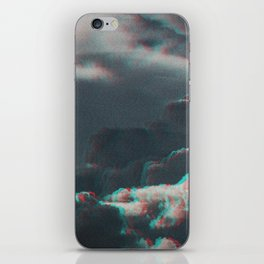 Cumulonimbus iPhone Skin