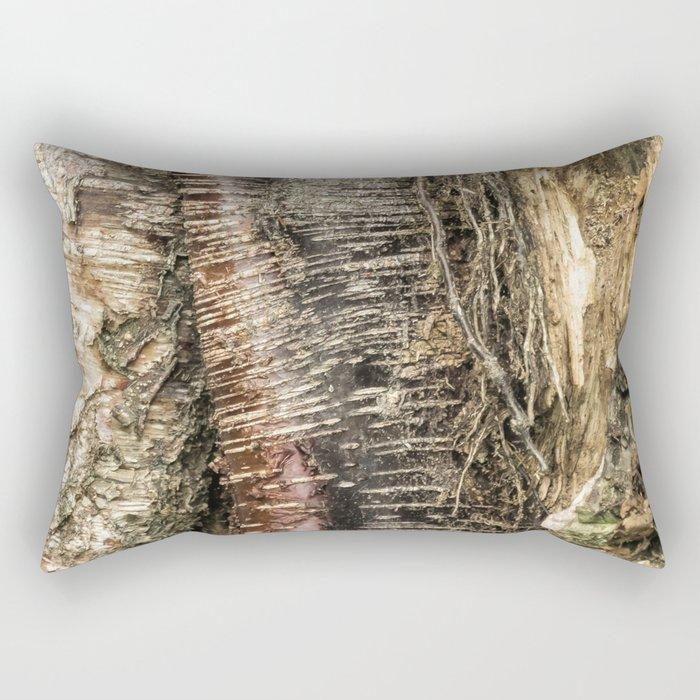 If I Could Read Tree Rectangular Pillow