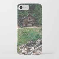 cabin pressure iPhone & iPod Cases featuring Cabin  by Dillonmakar