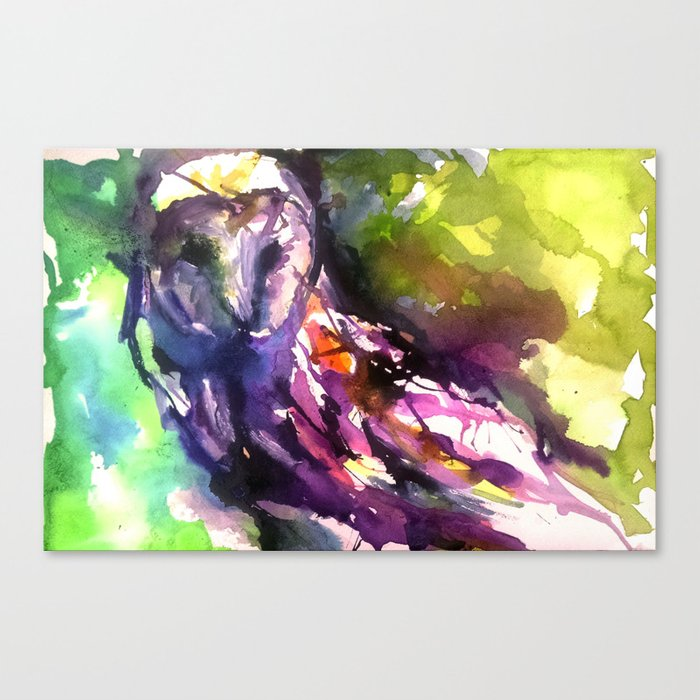 Owl Have What She's Having Canvas Print