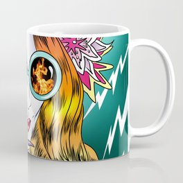 Beach Frenzy Coffee Mug