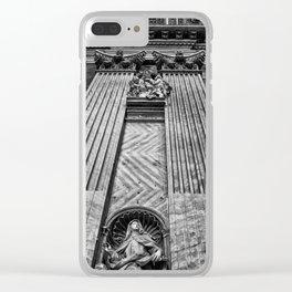 Saint Peter's Basilica - Vatican City - Rome I Clear iPhone Case