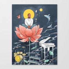 GOOD NEWS - MAC MILLER Canvas Print