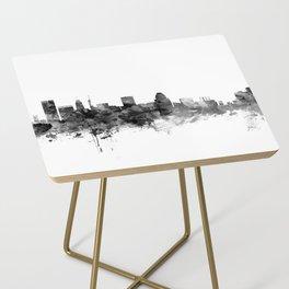 Baltimore Maryland Skyline Side Table