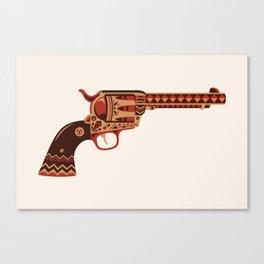 Pistola Canvas Print