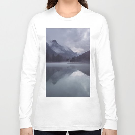 Wanderlust Forest on the Water Long Sleeve T-shirt