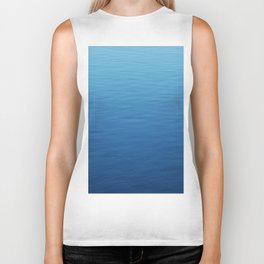Where did all the waves go? Biker Tank