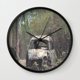 Good Old Times Wall Clock