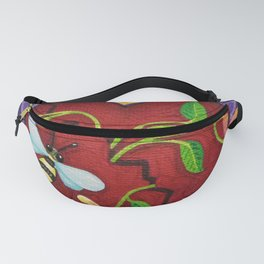 My fractured heart Fanny Pack