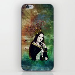 Sea Queen iPhone Skin