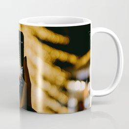 The Golden Christmas Tree (Color) Coffee Mug