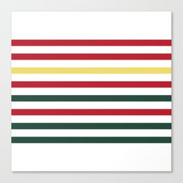 As du volant (1957) Canvas Print