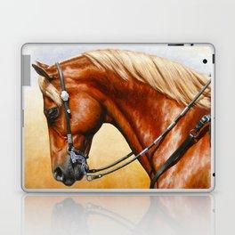 Western Sorrel Quarter Horse Laptop & iPad Skin