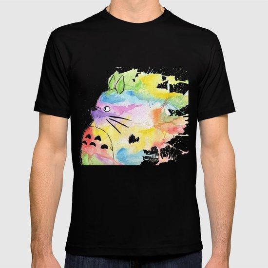 My Rainbow Totoro T-shirt