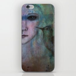 A Spirit of Youth iPhone Skin
