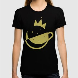 Self-Care Queen - Gold T-shirt