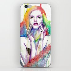 Nobody Knows iPhone & iPod Skin