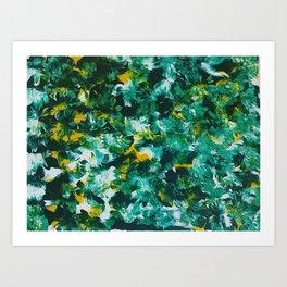 Floral Floral Art Print