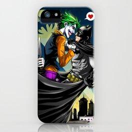 btmn-jkr iPhone Case