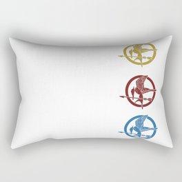 Mockingjay Rectangular Pillow