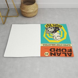 Glory to Yugoslavian design Rug