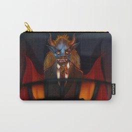 il Diavolo Carry-All Pouch