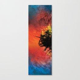 Glorio Galaxy (twins) [left] Canvas Print