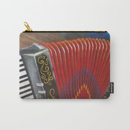 Squeezebox Memories Carry-All Pouch