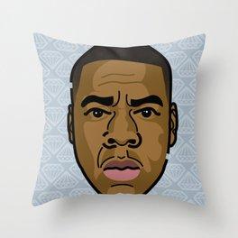 Hova Throw Pillow
