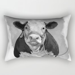 Welcome to the Pasture Rectangular Pillow
