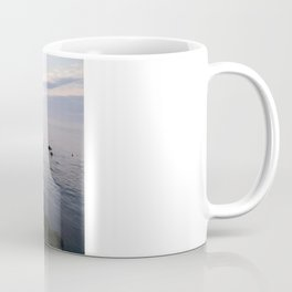 Jasmund Bay - Sunset - Isle Ruegen Coffee Mug